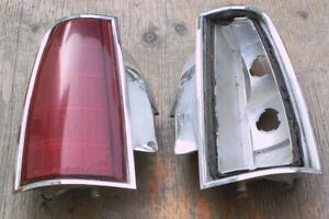 **  Lincoln Taillights   **  Mark 7 Tail lights