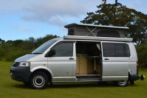 Volkswagen Discoverer Automatic Campervan with 4 Seats & Rear Shower Albion Park Rail Shellharbour Area Preview
