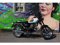 Sinnis Retrostar 125 *New* 2016 * Finance Available* 24 Month warranty. * Save £200 off OTR price