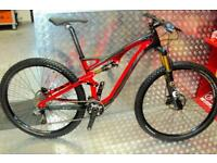 MTB FULL IN CARBONIO SPECIALIZED CAMBER PRO 2013 M