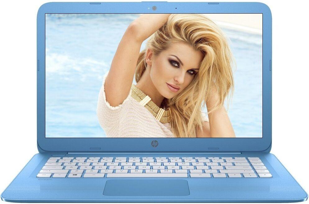 "Laptop - HP Stream 11.6"" Lightweight Laptop Intel 2.48GHz 4GB 32GB SSD WebCam WiFi HDMI"