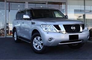 4X NISSAN PATROL 2016 18INCH Alloy Wheels 18X8 A1 CLEAN O.E.M SET Georges Hall Bankstown Area Preview