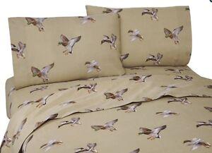 Mallard Duck Bed Sheets