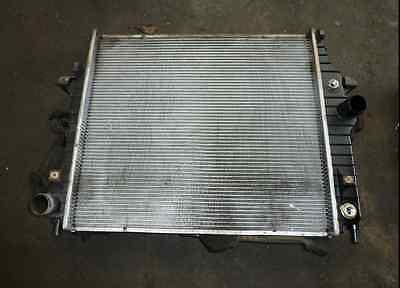 JAGUAR S-TYPE R 4.2 V8 SUPERCHARGED ENGINE RADIATOR RAD ref..edvc2