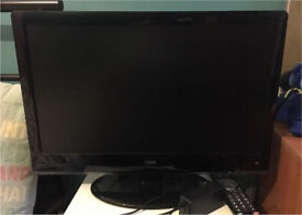 Logik HD TV 22 Inch DVD Combo Not 32 42 50 Samsung