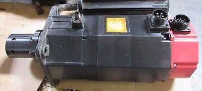 Fanuc Ac Servo Motor Model 10s3000 A06b-0317-b272 From Kitamura Mycenter H400