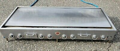Wells G-60 Commercial 69 Electric Griddle Tested Great Condition