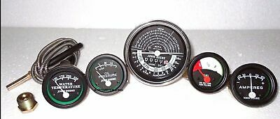 John Deere Tachometer Temp Oil Amp Fuel Gauge