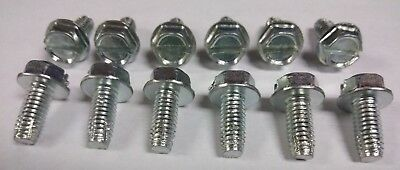 12 Spindle Bolts For Cub Cadet MTD Troy-Bilt 710-1260A 710-0650 Toro 112-0395