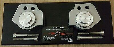 TRIUMPH SPRINT ST 955 32MM HANDLE BAR RISERS  2001 TO 2004