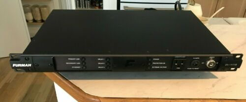 Furman CN-1800S 15AMPS   *** No Key ***