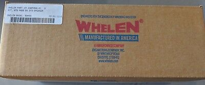 Sak55 Whelen Sa315p Speaker Bracket 15-16 Chevy Tahoe Police-fire