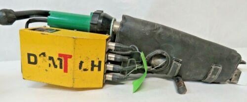 DEMTECH Pro-X Extrusion Welder + LLD BLK 5 Rod