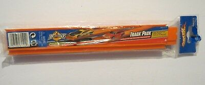 "NEW ~ HOT WHEELS ~ TRICK TRACKS ~ TRACK PACK ~ MATTEL ~ 5 12"" TRACKS ~ NEW"