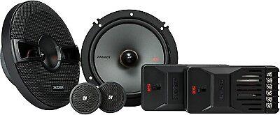 "KICKER 44KSS6504 CAR AUDIO 6.5"" KS SERIES COMPONENT SPEAKER SYSTEM SET/PAIR"