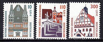 BRD 2000 Mi. Nr. 2139-2141 Postfrisch LUXUS!!! (30227)