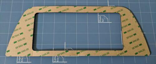 Sundance Spas 2000+ 880 850 Series Control Panel Gasket Underlayment PN 6630-040