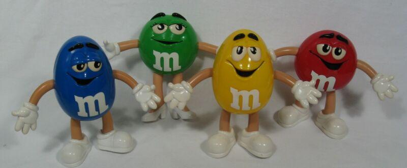 4 VINTAGE M&M