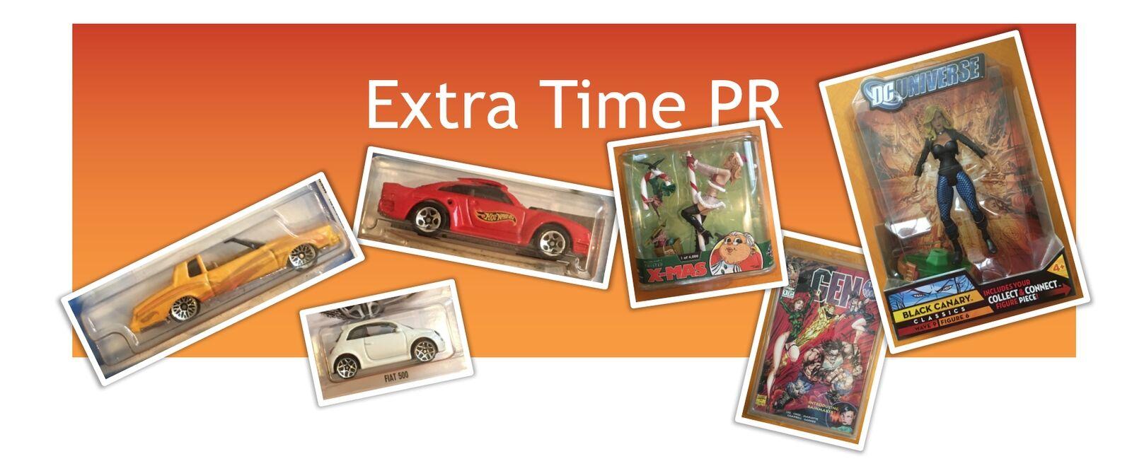 Extra Time PR