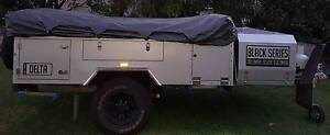 Gic Camper Trailer New Beith Logan Area Preview