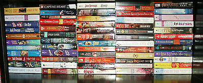 Lot 300+  Historical, Contemporary, Paranormal, and Romance You Pick 10