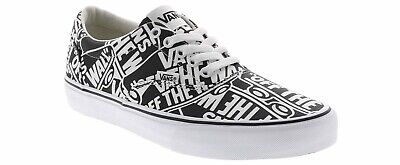 MEN'S VANS DOHENY SKATE SHOES SNEAKERS BLACK sz 14 BRAND NEW IN BOX!!