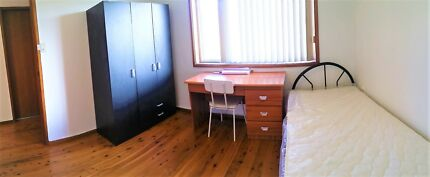 Good size room close to Station and shipping centre