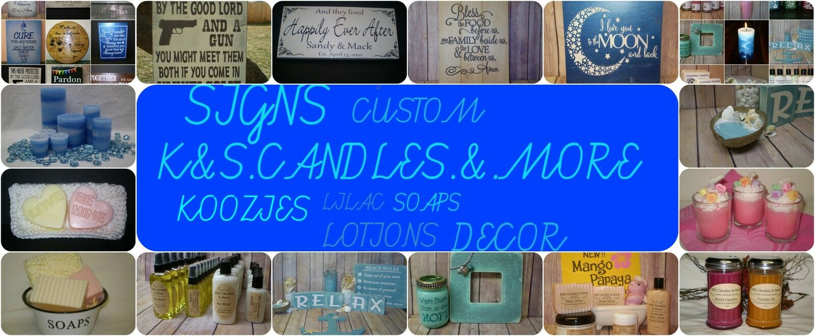 K&S Candles and More