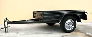 NEW Quality 7x5 Australian made Heavy Duty Trailer Clontarf Redcliffe Area Preview