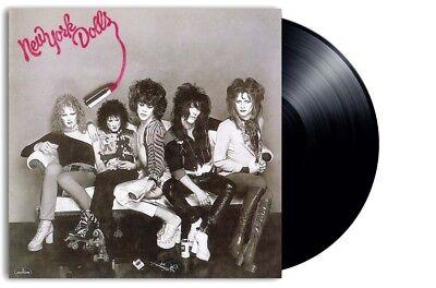 NEW YORK DOLLS New York Dolls LP Vinyl NEW 2017