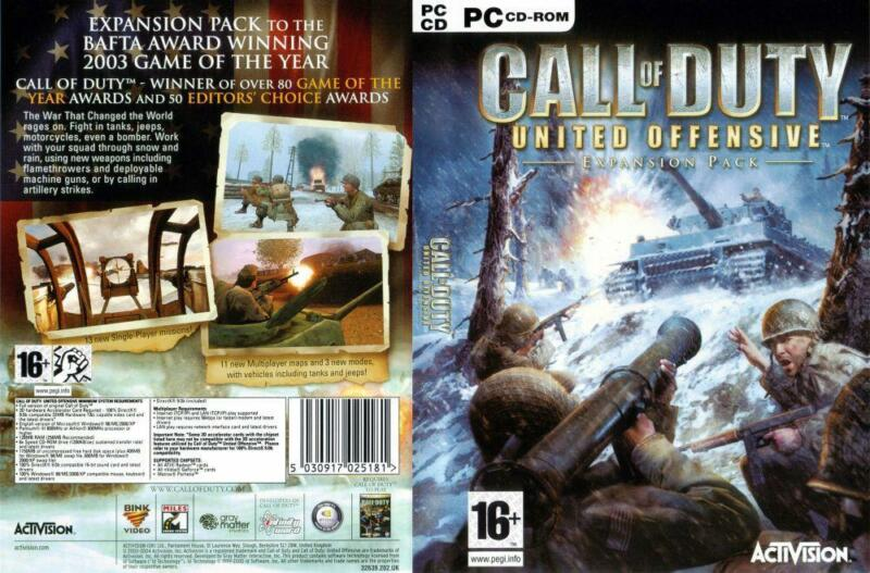 Call of Duty: United Offensive - gra na PC
