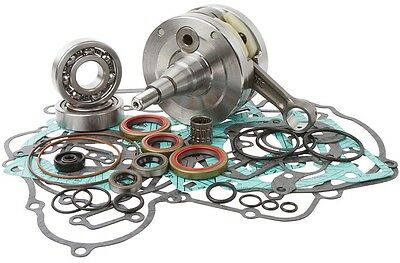 Hot Rods Complete Bottom End Kit KTM 144/150SX/XC Crank Gaskets Bearings Seals - Hot Rods Complete Crank