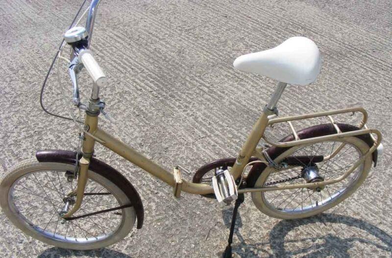 Folding Bike 16 For Sale