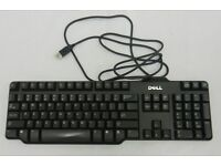 Dell RT7D50 USB Wired Keyboard for pc and laptop