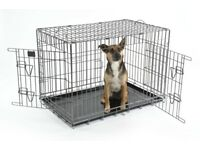 Heavy Duty Dog Crate - Black, Giant Size, For Large Dog (nearly new)