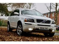 Volvo XC90 2.4 TD D5 SE Estate Geartronic AWD