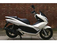 Honda PCX 125, Immaculate condition, Low Mileage!