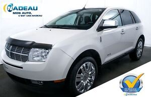 2010 Lincoln MKX LIMITED AWD TOIT PANORAMIQUE  NAVIGATION