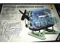 HAYNES INTERNAL COMBUSTION ENGINE MODEL KIT