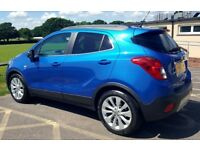 Immaculate Vauxhall Mokka Turbo loadsa extras