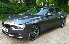 Stunning Late 2012 BMW 3 Series F30. M Performance Kit. **Low Miles**