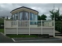 Good As New 2012 Willerby Aspen Scenic 2 Bedroom (6 persons) On a quiet Site with Beautiful views