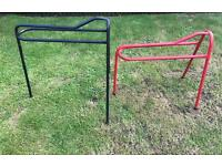 Horse Saddle Stands (X 2)