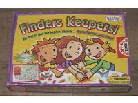 Finders Keepers! Board Game by Educa