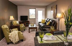 Gorgeous 2 Bedroom Stay in a Furnished Suite during AGRIBITION! Regina Regina Area image 1