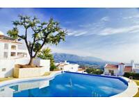 Holiday 2BR apartment in Marbella - La Mairena