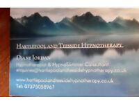 Hypnotherapist and HypnoSlimmer Consultant