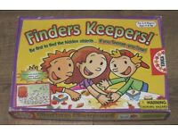 Finders Keepers! Board Game by Educa