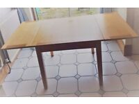 DINING/KITCHEN TABLE SOLID BEECH WOOD
