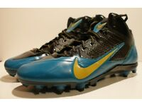 Nike Alpha Pro 3/4 TD football cleats. UK size 12, EUR size 47.5